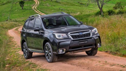 2016 Subaru Forester now on sale in Australia from $29,990