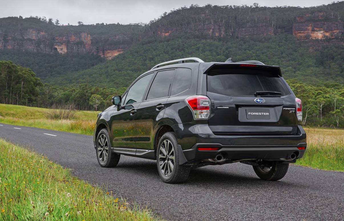 2016 subaru forester now on sale in australia from 29 990 performancedrive. Black Bedroom Furniture Sets. Home Design Ideas