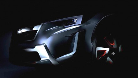 Subaru XV concept to be unveiled at 2016 Geneva show
