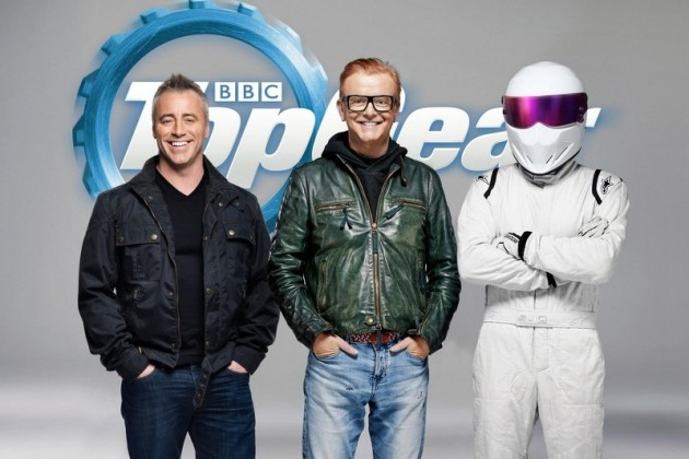 2016 Top Gear-Matt LeBlanc