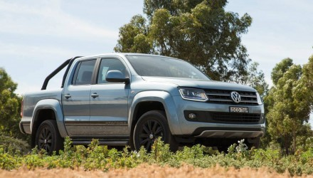 Volkswagen Amarok Atacama edition on sale from $53,990