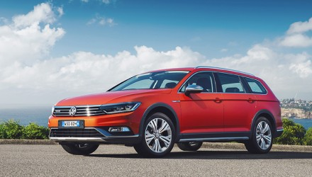 2016 Volkswagen Passat Alltrack on sale in Australia from $49,290