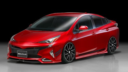 Wald plans serious bodykit upgrade for the new Toyota Prius