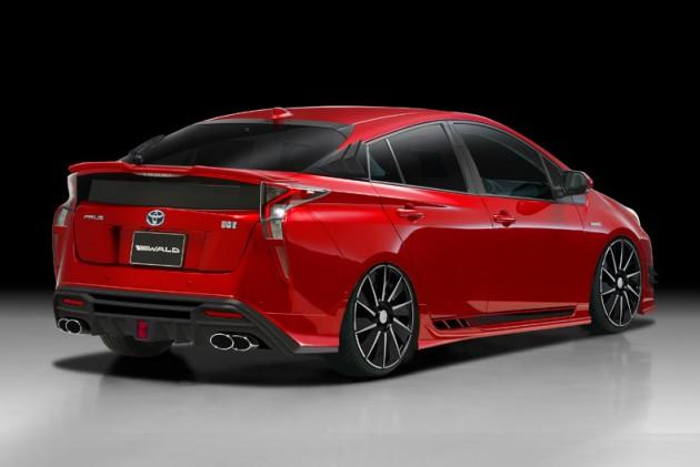 2016 Wald Toyota Prius-rear