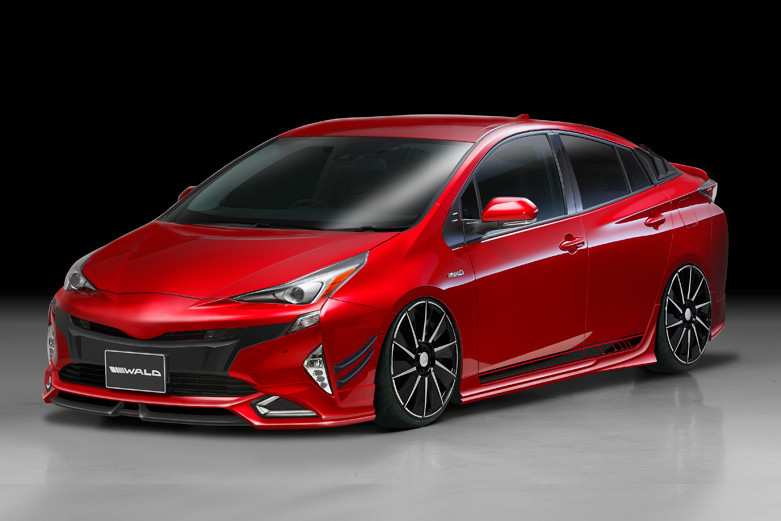 wald plans serious bodykit upgrade for the new toyota prius performancedrive. Black Bedroom Furniture Sets. Home Design Ideas