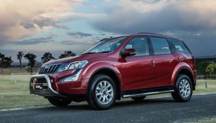 2016 Mahindra XUV500 now on sale in Australia from $29,900