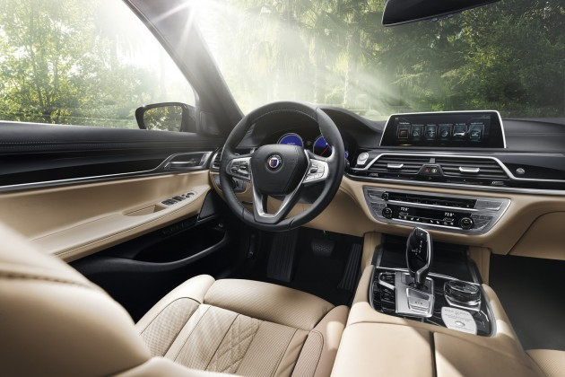 2017 Alpina B7 Bi-Turbo-interior
