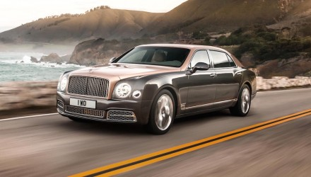 2017 Bentley Mulsanne unveiled, extended wheelbase option added