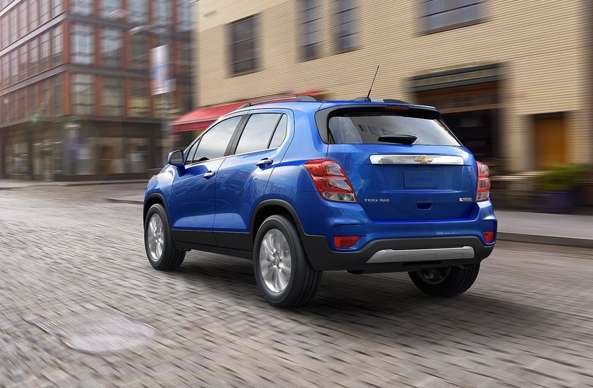 2017 Holden Trax revealed in Chevrolet form | PerformanceDrive