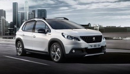 2017 Peugeot 2008 gets updated look, on sale in Australia Q4