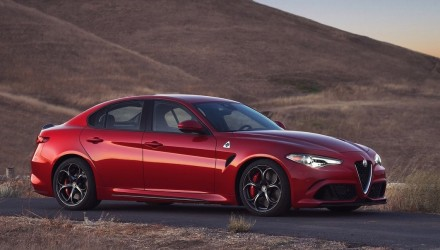 Alfa Romeo Giulia base models to debut at Geneva