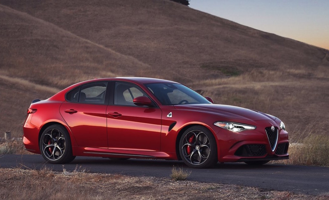 alfa romeo giulia base models to debut at geneva. Black Bedroom Furniture Sets. Home Design Ideas