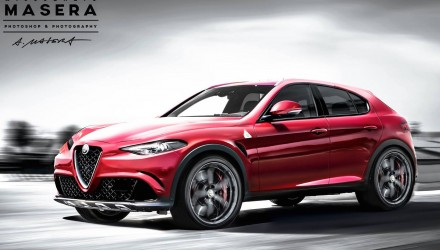 Alfa Romeo Stelvio confirmed as name for first SUV