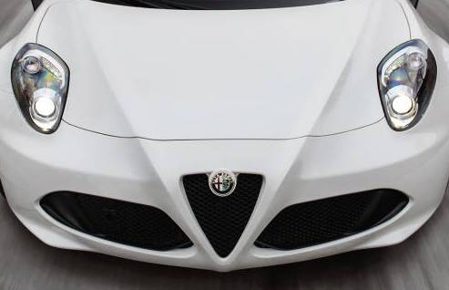 2015 Alfa Romeo 4C Spider