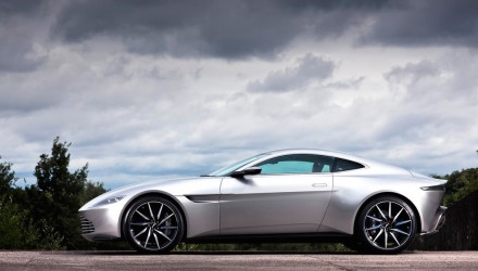 Aston Martin DB11 to be unveiled at Geneva, new era for company