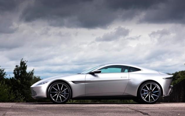 Aston Martin DB10 concept
