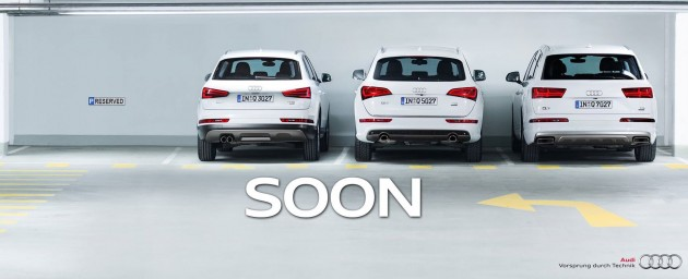 Audi Q2 teaser-maybe