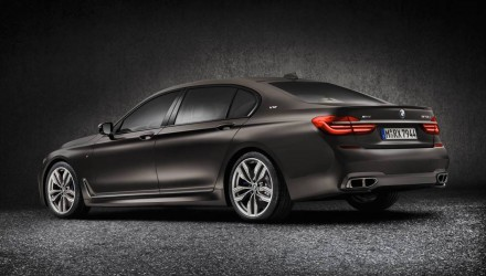 BMW M760Li xDrive M Performance limousine revealed