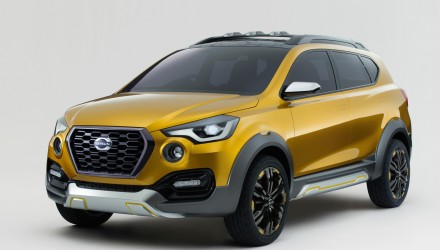 Datsun GO-cross concept debuts at Auto Expo