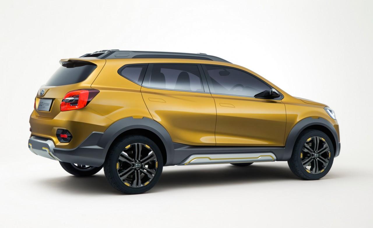 Datsun GO-cross concept debuts at Auto Expo | PerformanceDrive