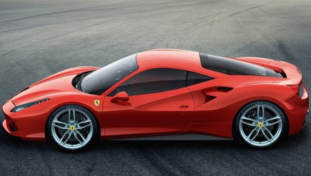 Ferrari posts record sales in 2015; still capping production, no SUV coming