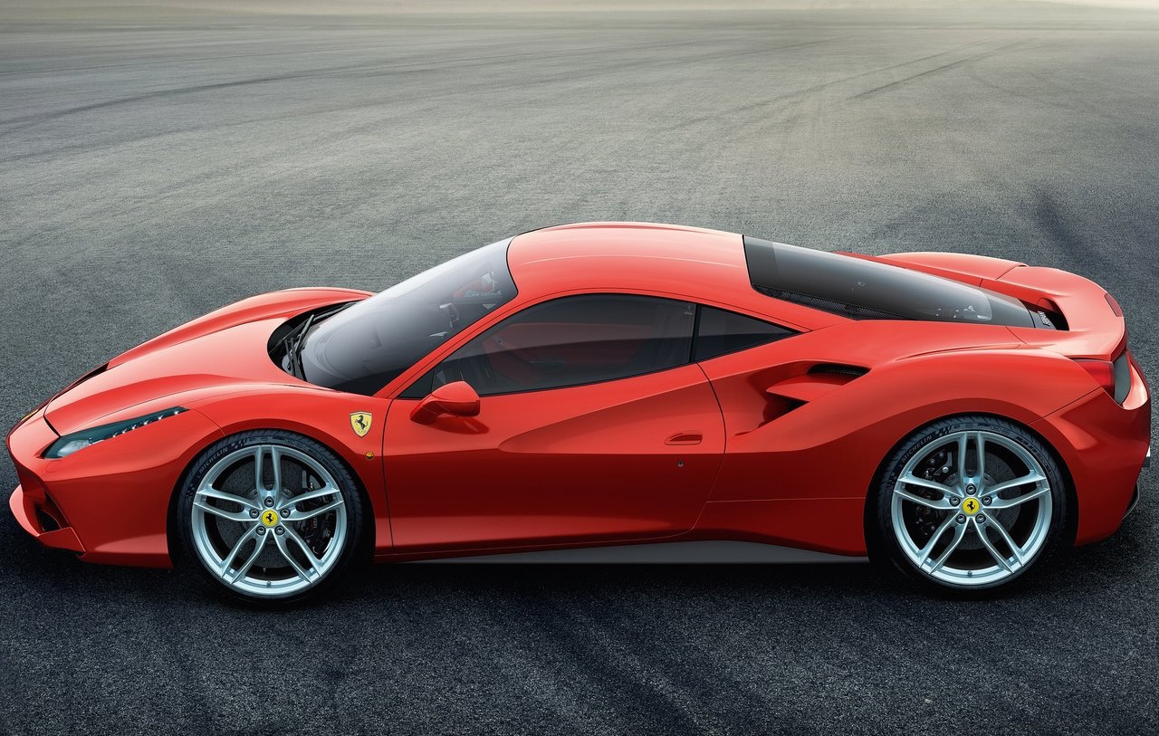 ferrari posts record s in 2015; still capping production, no