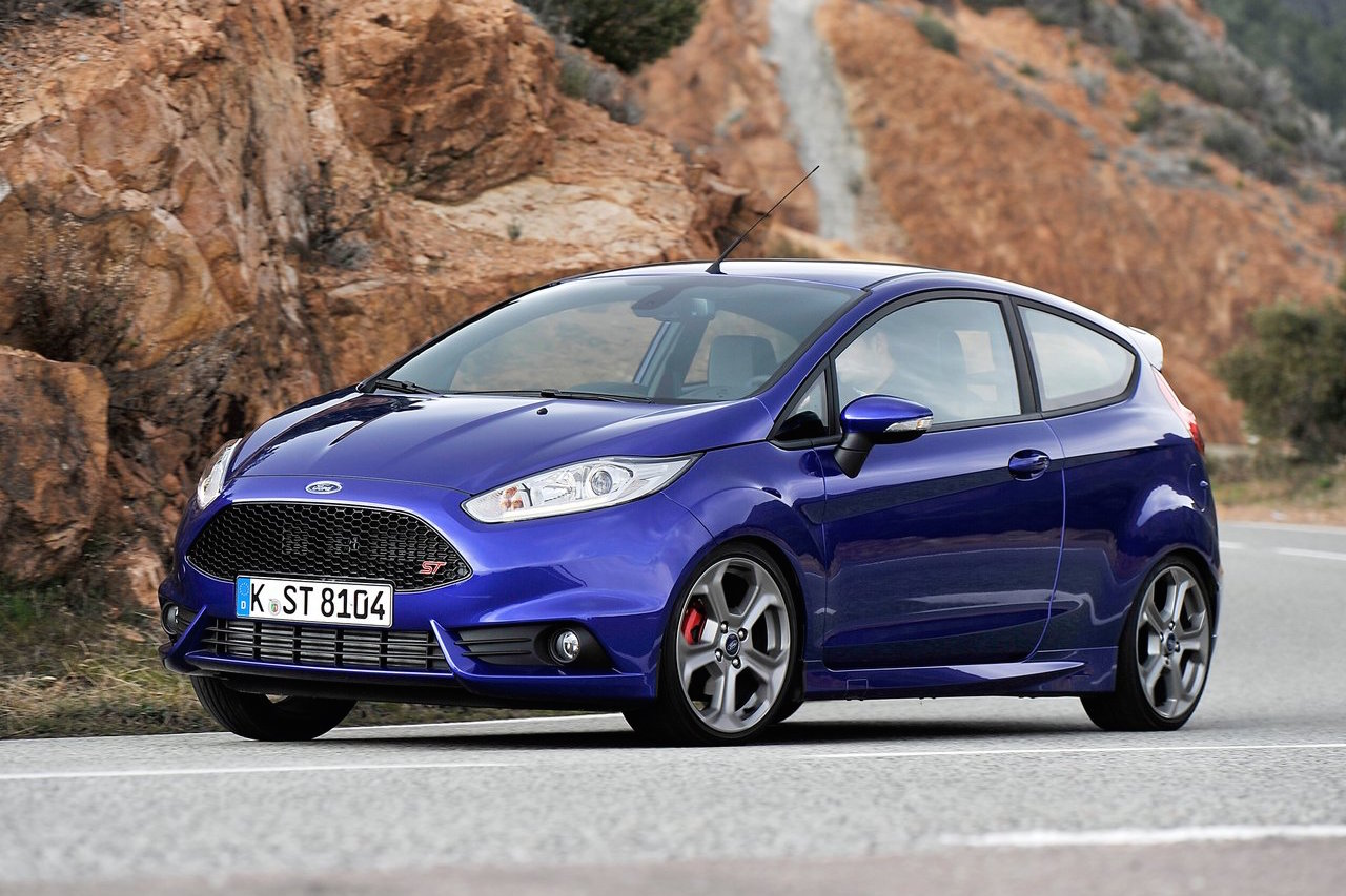 Ford Fiesta RS might not happen, but Fiesta 'ST Plus'