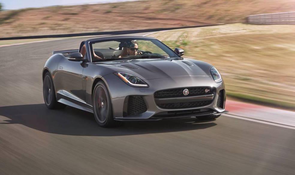 jaguar f type svr revealed on sale in australia from 289 590 performancedrive. Black Bedroom Furniture Sets. Home Design Ideas