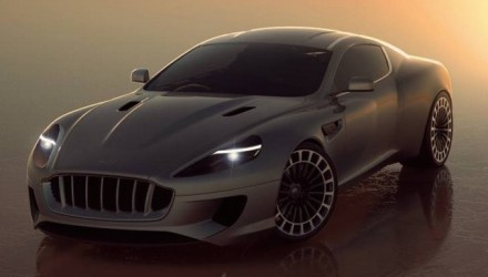 Kahn Design WB12 Vengeance to debut at Geneva