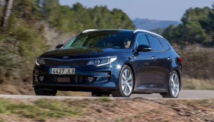 Kia Optima Sportswagon revealed, on sale Q4 2016