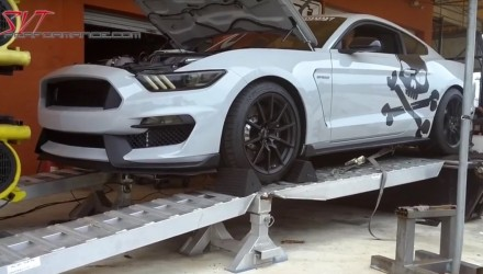 Lethal Performance reveals its supercharged 2016 Mustang GT350