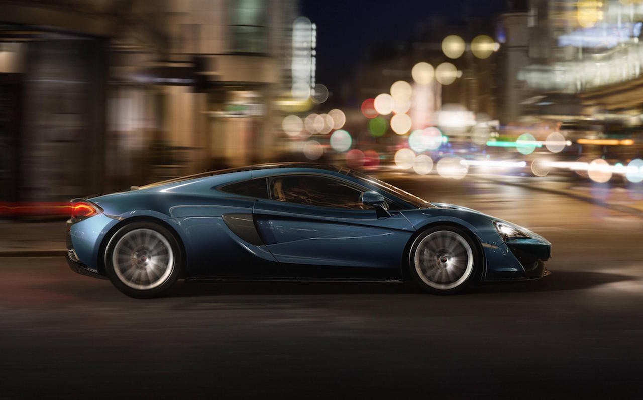 Mclaren 570gt Revealed Quot Most Luxurious Quot Mclaren Ever