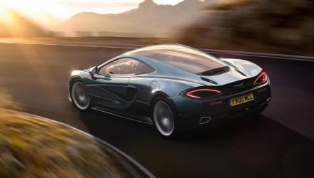 "McLaren 570GT revealed; ""most luxurious"" McLaren ever"