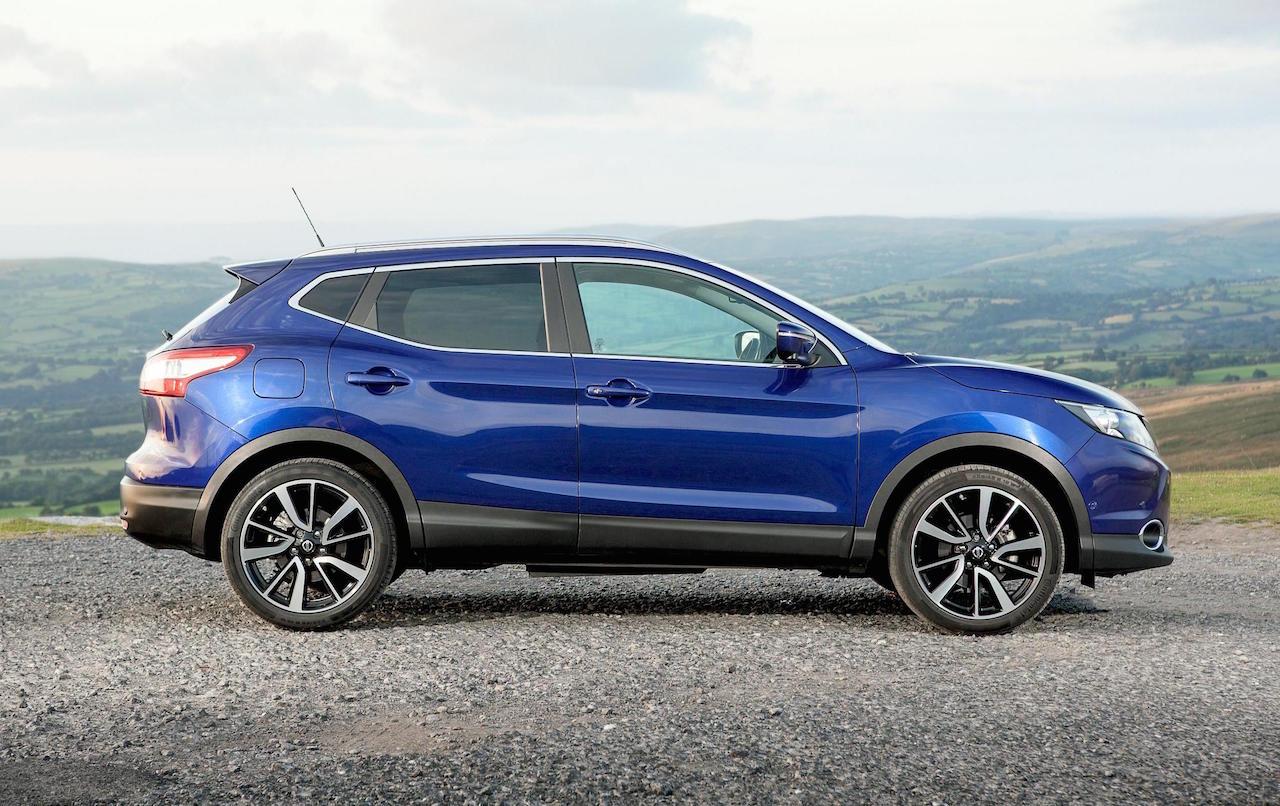 SUVs Were Best Selling Vehicle Type In Europe In 2015