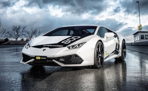 OCT Tuning Lamborghini Huracan
