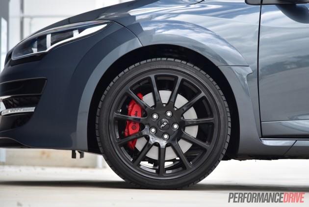 Renault Megane RS 275-19in wheels