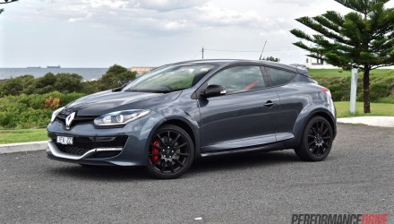 Renault Megane R.S. 275 Cup Premium review (video)