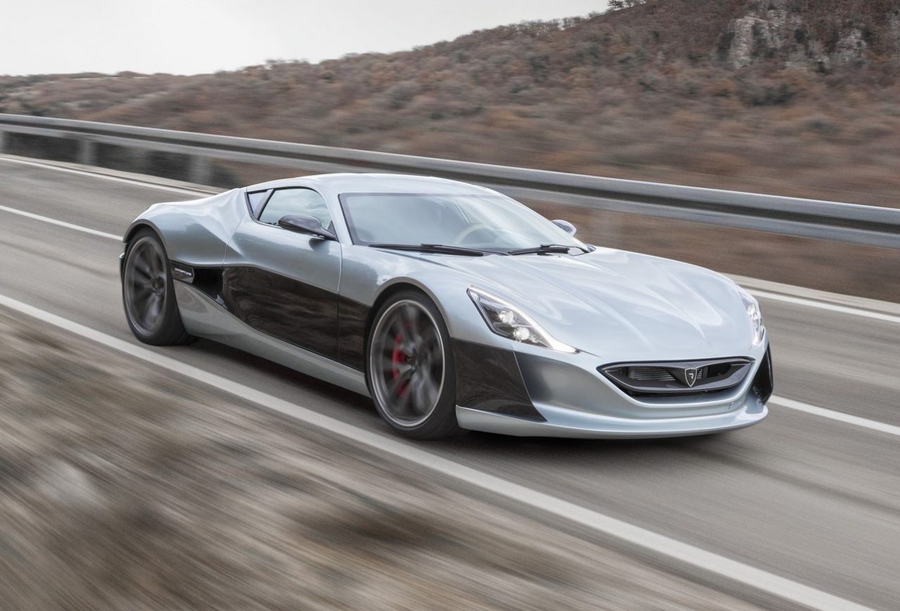 800kw Rimac Concept One Revealed Will Go Into Production