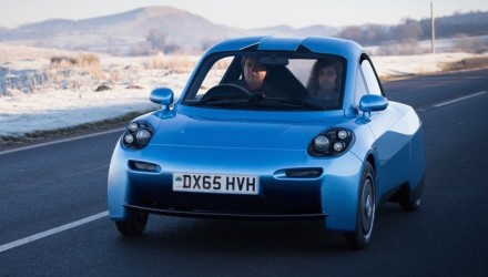 Riversimple Rasa hydrogen car shows innovation (video)