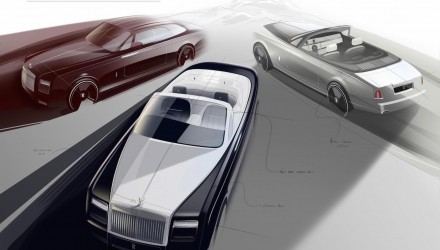 Rolls-Royce Phantom Zenith edition to send off current-gen