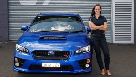 Subaru returning to Australia Rally Championship, with Molly Taylor