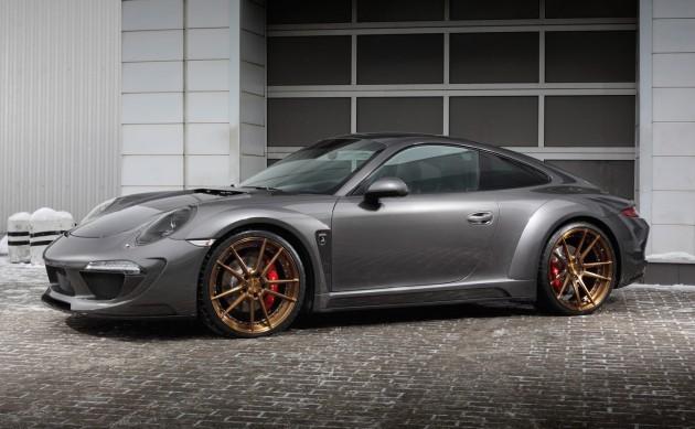 TOPCAR 991 Porsche 911 Carrera 4S