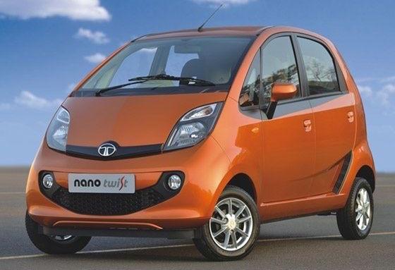 Tata Nano Twist concept
