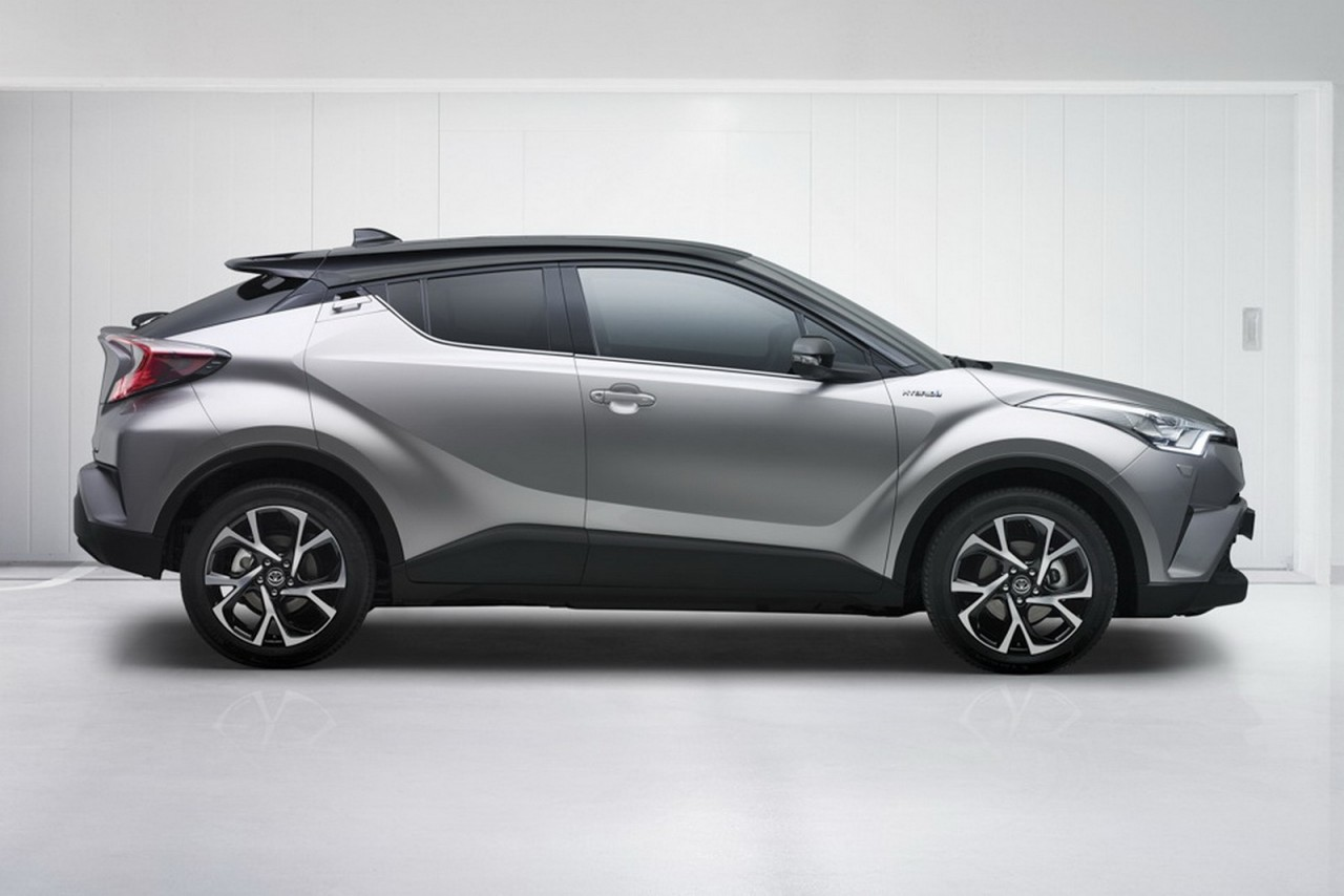 toyota c hr production compact suv leaks out early performancedrive. Black Bedroom Furniture Sets. Home Design Ideas
