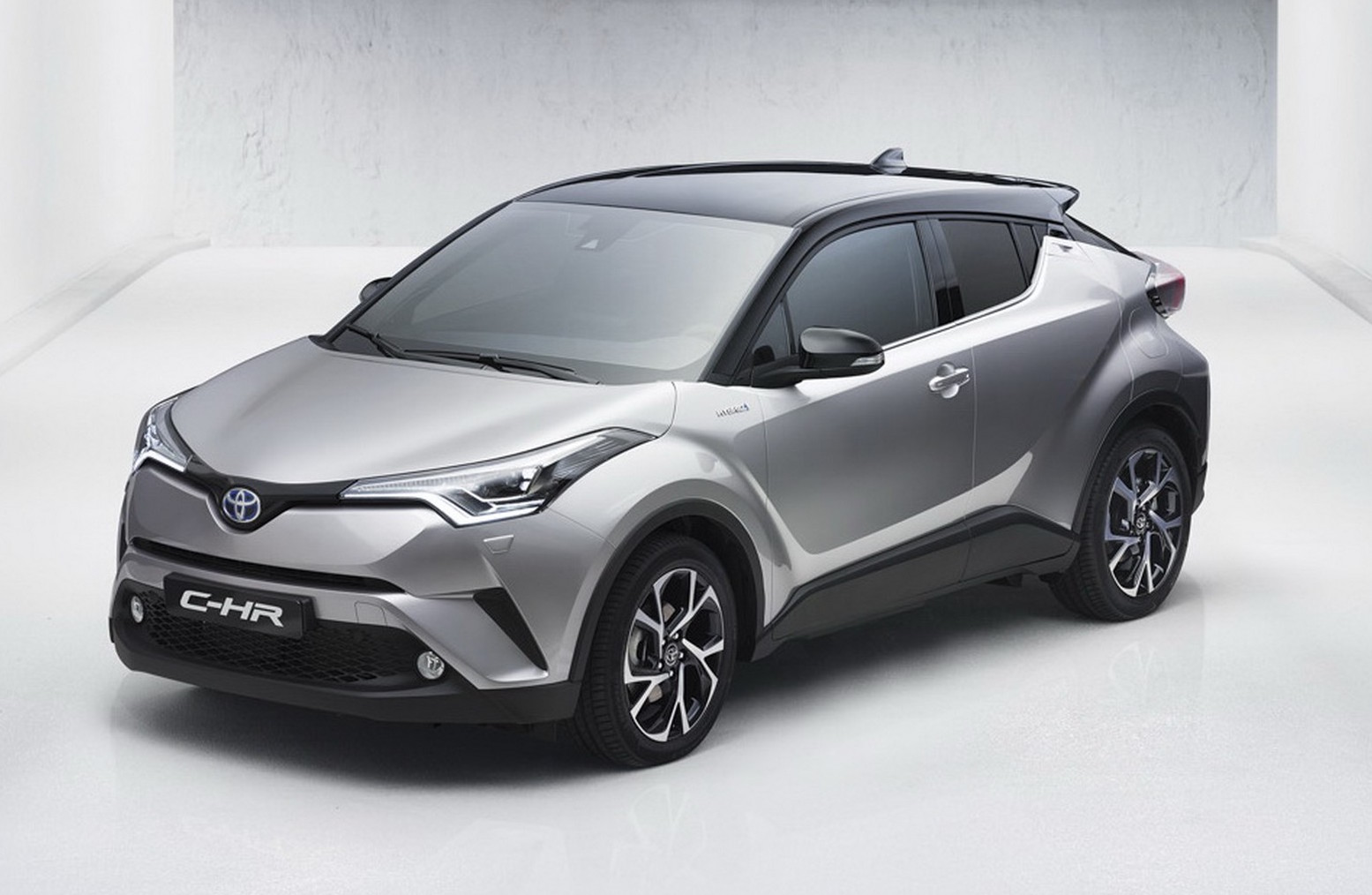 toyota c hr production compact suv leaks out early. Black Bedroom Furniture Sets. Home Design Ideas