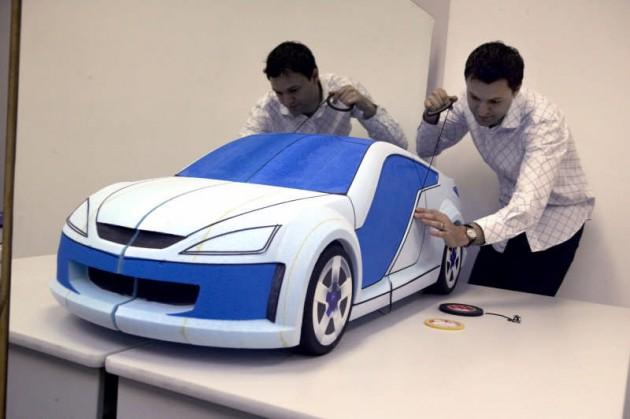 Toyota Sportivo Coupe concept-Nick Hogios
