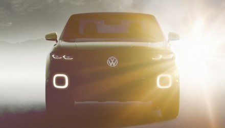 Volkswagen previews new compact SUV destined for Geneva
