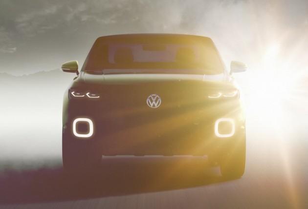 Volkswagen SUV concept-2016 Geneva