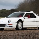 For Sale: Original 1985 Ford RS200 Evolution