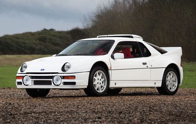 1985 Ford RS200 Evolution